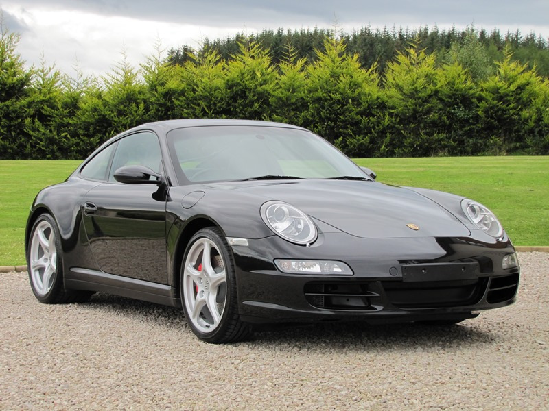 PORSCHE 911 ALWAYS WANTED 996 AND 997 CARRERA 4S, 2S MANUAL COUPE BLACK GREY RED YELLOW CALL
